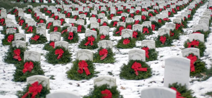 Wreaths Across America – September 19, 2017